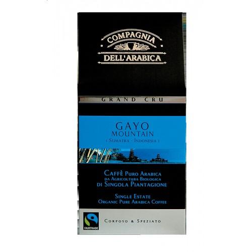 BIO Káva Corsini Sumatra Mountain Organic, mletá, 250g (6460)