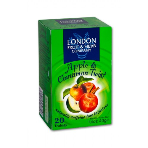 London Apple Cinnamon Twist 20x2g (1203)