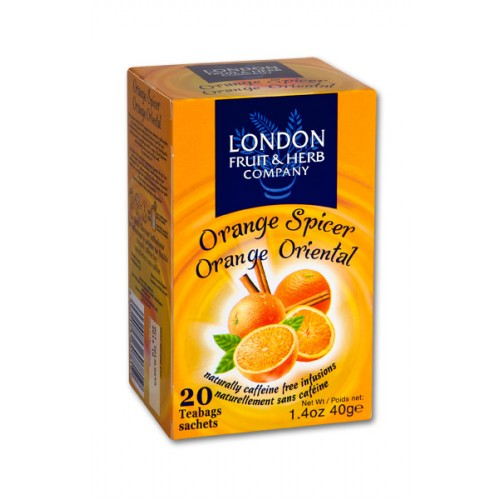 London Orange Spicer 20x2g (1209)