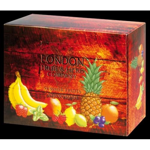London Decor drevo Display 8x10 sáčkov (1228)