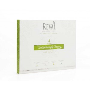 Te Reval 24 Enlighteningly Green Singles 24x2g (1300)