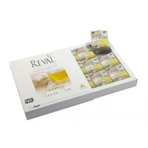 Te Reval 9 Jasmine Green Tea Singles 9x2g (1321)