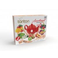 TARLTON Assortment Black Tea 60x2g (6972)