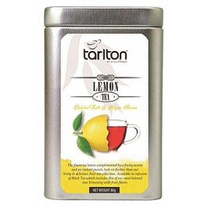 TARLTON Black Lemon Fruit plech 80g (6934)