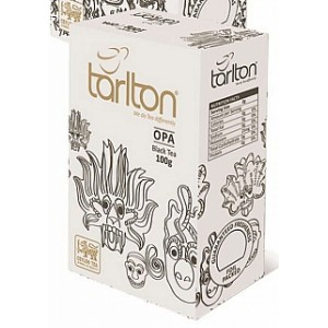 Tarlton Black Leaf Tea OPA 100g (6953)