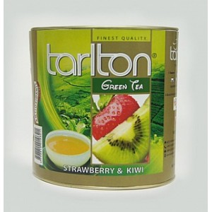 TARLTON Green Strawberry & Kiwi dóza 100g (6982)