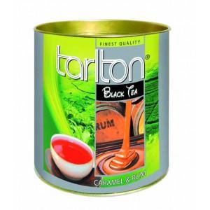 TARLTON Black Caramel & Rum dóza 100g (6989)