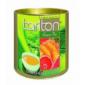 TARLTON Green Grapefruit & Pineapple dóza 100g (6994)
