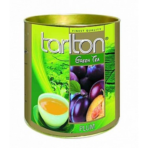 TARLTON Green Plum dóza 100g (6995)