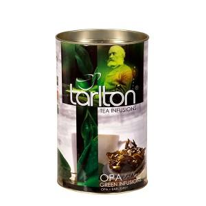 TARLTON Green Earl Grey OPA dóza 100g (6997)