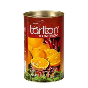TARLTON Green Chillie Orange dóza 100g (6998)