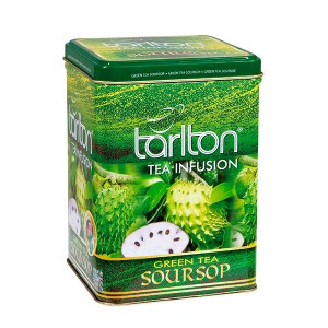 Tarlton Green Soursop zelený čaj 250g (7021)