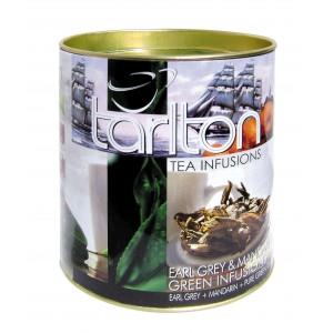 TARLTON Green Mandarin dóza 100g (7032)