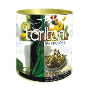 TARLTON Green Multifruit dóza 100g (7033)