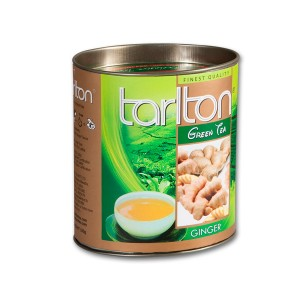 TARLTON Green Ginger dóza 100g (7040)