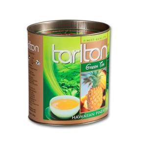 TARLTON Green Pineapple dóza 100g (7041)