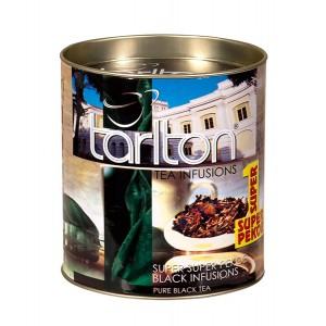 TARLTON Black SuperPekoe dóza 100g (7046)