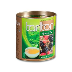 TARLTON Green Blackberry dóza 100g (7058)