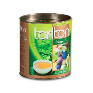 TARLTON Green Blueberry dóza 100g (7059)