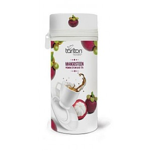 TARLTON Black Tea Zip Mangosteen plech 75g (7219)