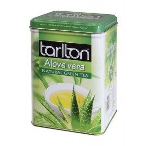 TARLTON Green Aloe Vera plech 250g (7240)