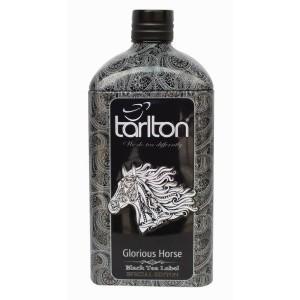 TARLTON fľaša Glorious Horse plech 150g (7249)