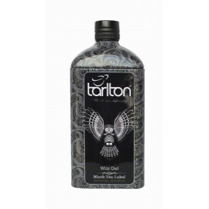 TARLTON fľaša Wise Owl plech 150g (7251)