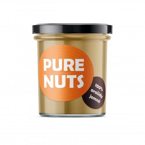 PURE NUTS 100% arašidy jemné, 330g