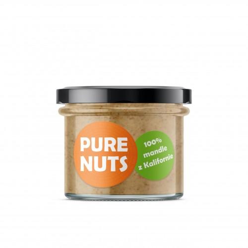 PURE NUTS 100% mandle z Kalifornie, 200g