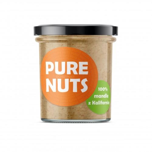 PURE NUTS 100% mandle z Kalifornie, 330g