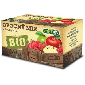 VITTO Tea Bio ovocný čaj mix 20x2g (973)