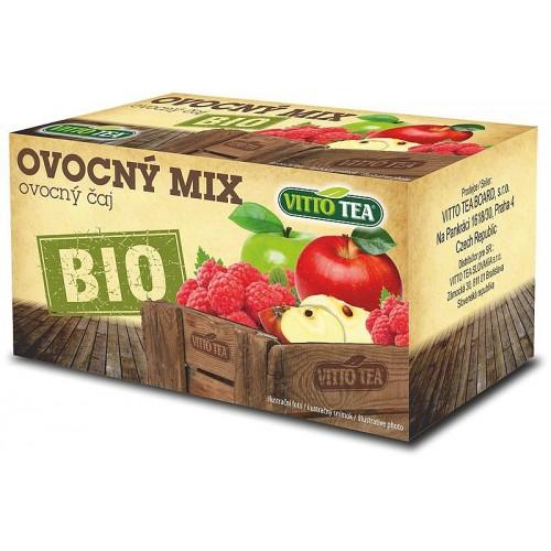 VITTO Tea Bio ovocný čaj mix 20x2g (973)