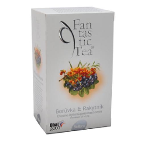 Fantastic Tea Čučoriedka & Rakytník (20x2,5g)