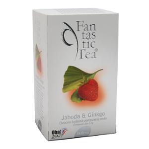 Fantastic Tea Jahoda & Ginkgo (20x2,5g)