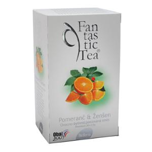 Fantastic Tea Pomaranč & Ženšen (20x,2,5g)