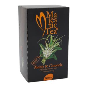 Majestic Tea Aloisie & Citronela (20x2g)
