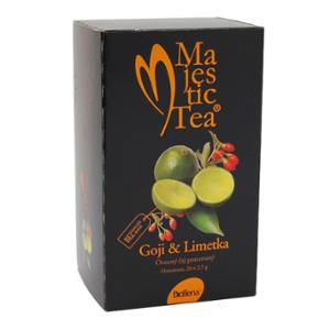 Majestic Tea Goji & Limetka (20x2,5g)