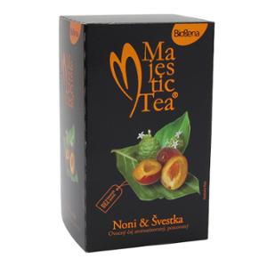 Majestic Tea Noni & Slivka (20x2,5g)