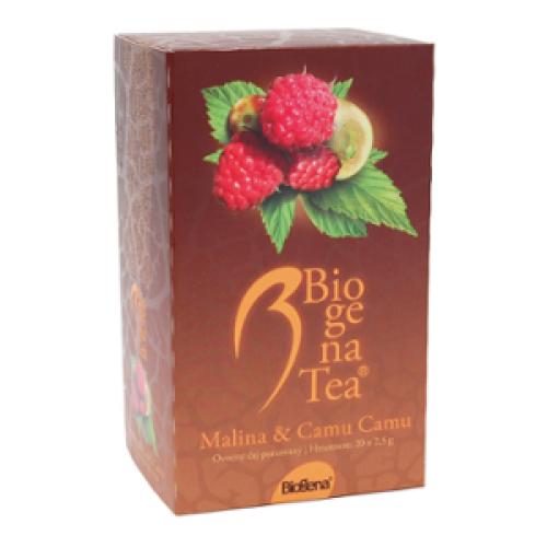 Biogena Tea Malina & Camu Camu 20x2,5g