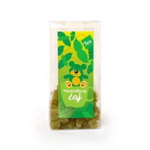 Medvedíkový čaj s príchuťou mäty (50g)