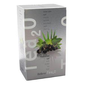 Tea2O Čierne ríbezle & Acai (20x2,5g)