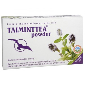 Taiminttea powder 75g
