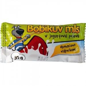 Bobíkov mls v jogurtovej poleve 50g