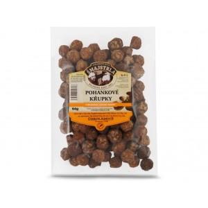 ŠMAJSTRLA pohankové chrumky čokoládové, bezlepkové, 60g