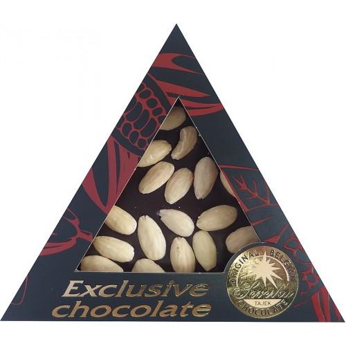 SEVERKA horká čokoláda s mandľami 60g (9050)