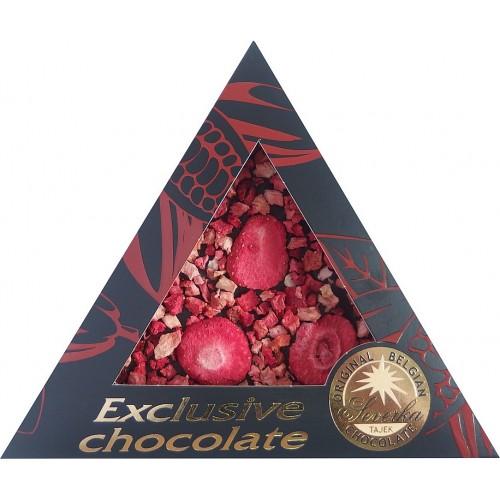 SEVERKA Horká čokoláda s malinami 50g (9051)