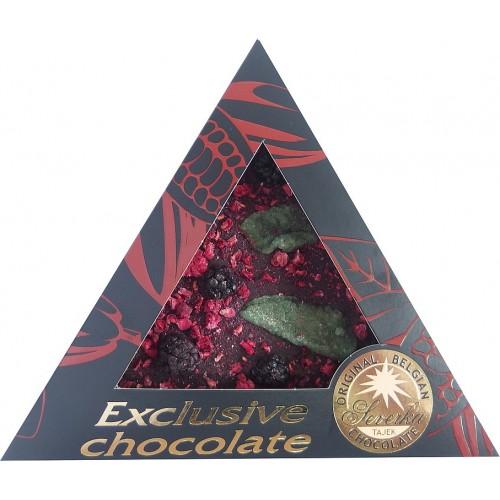 SEVERKA Horká čokoláda, ostružiny, maliny a mäta 50g (9055)