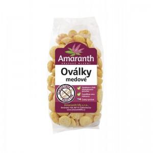 Oválky medové (100g) - Amaranth Life