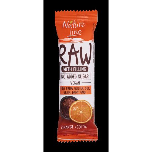 Pečivárne Liptovský Hrádok RAW pomaranč, kakao, 45g