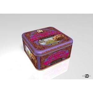 La Mére Poulard Coffret Collector Cookies with chocolate  (9131)